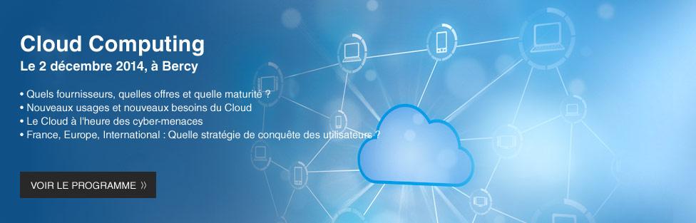 Conférence Cloud Computing
